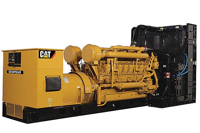 Generator poob lawm