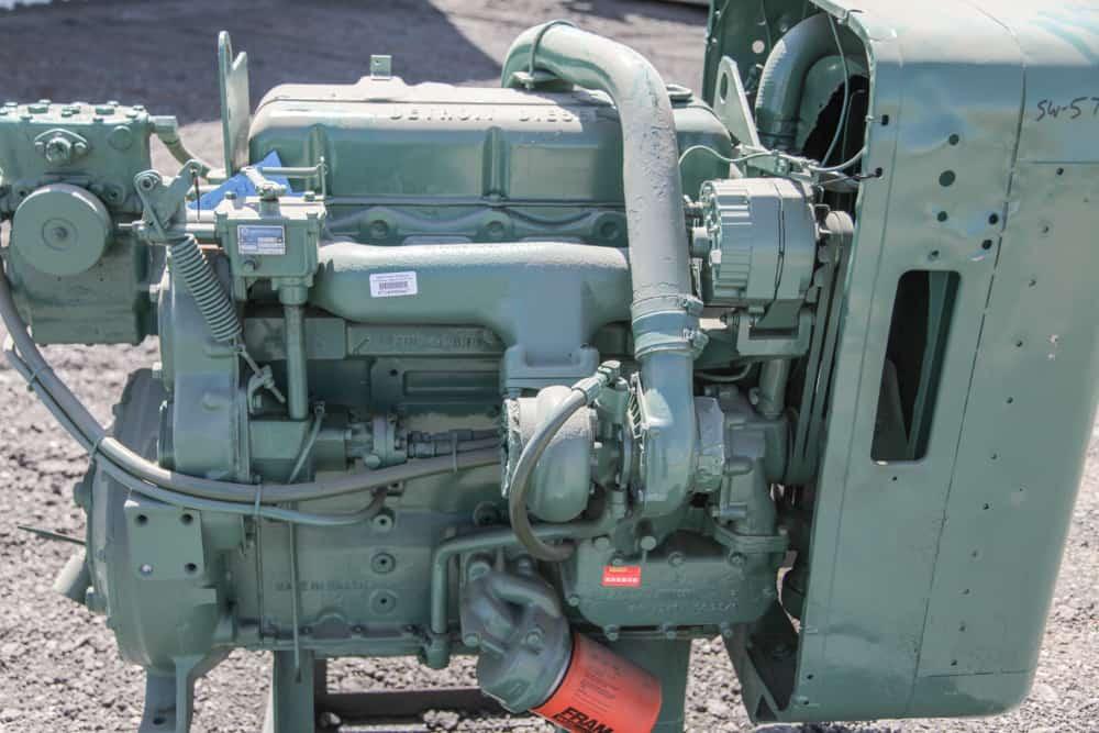 453T Detroit Diesel Industrial Power Unit – S&W Power Systems