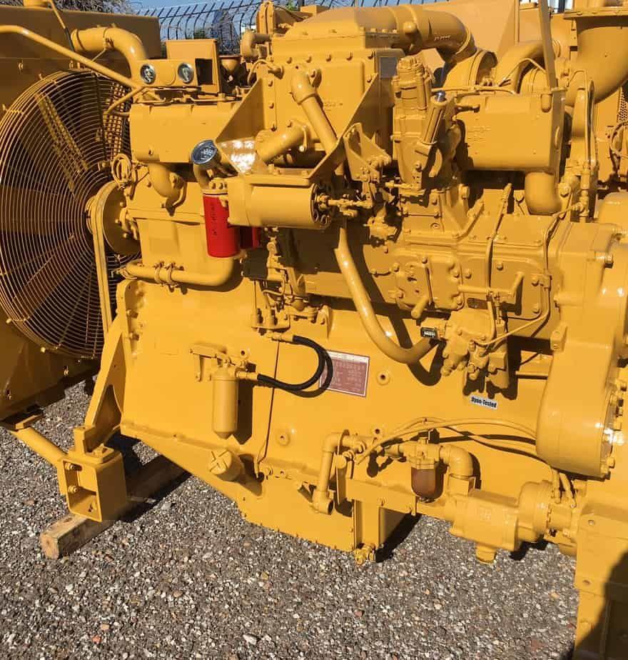 Caterpillar D353E PCTA Industrial Diesel Power Unit – S&W