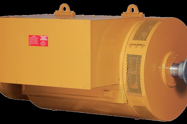 AC Generator สิ้นสุด